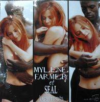 Mylène Farmer et Isabel Snyder dans Mylène et L'ENTOURAGE b7i2i5xv
